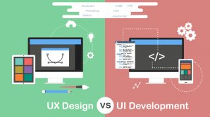 User Experience (UX) Design Vs User Interface (UI) Design