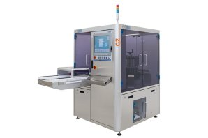 Quality Control Using Visual Inspection Machines
