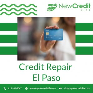 Your Ultimate Credit Repair El Paso, one stop shop for our Account