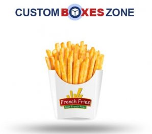 We Offer Custom French Fries Boxes in Every Size and Style