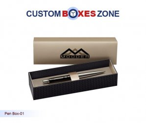 The Advantages of Custom Pen Boxes and it's Packaging