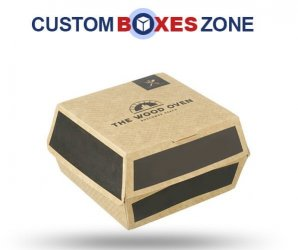 Perfectly Manufactured Custom Burger Boxes Make Your Products More Engaging