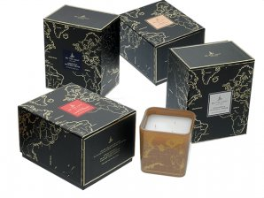 Alluring Candles in Extravagant Candle Boxes