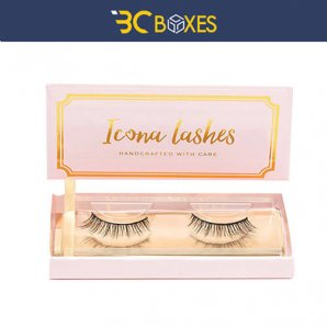 High Quality Eye-Catching Eyelash Boxes to Induce the Customers.