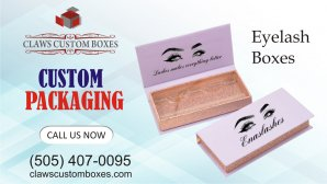 Increase Your Sale with Eyelashes Boxes
