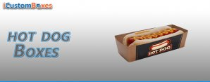 Hot dog Boxes-Eye Catching Trendy Packaging Wholesale