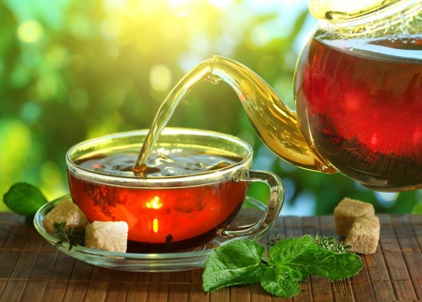 6 Amazing Benefits of Tea