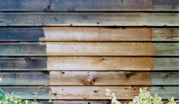 Is Exterior Wood Restoration Becoming an Extinct Service?