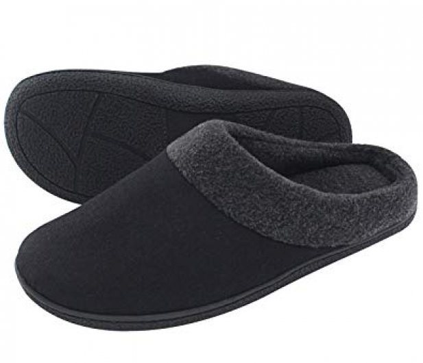 Wearing House Slippers Can Really Make You Feel at Home
