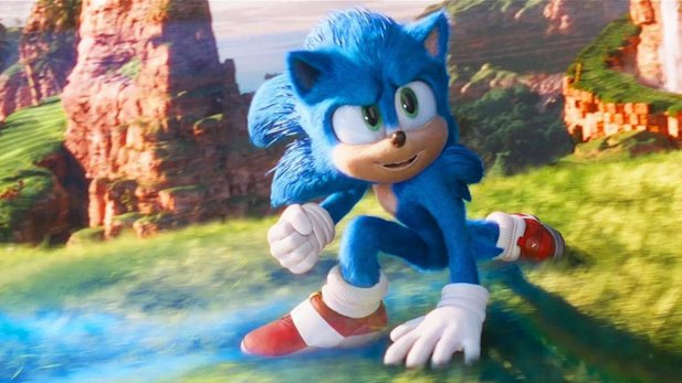 Upcoming Science Fiction Sonic The Hedgehog