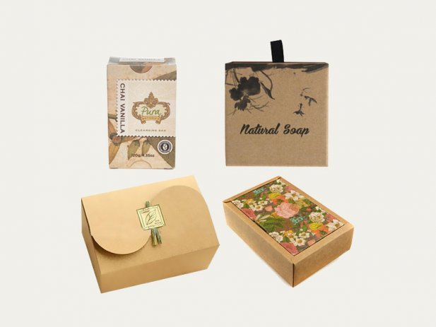 Custom Soap Boxes Wholesale Imperative for Company Branding