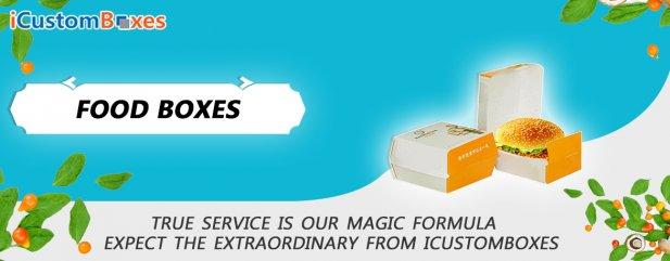 Custom Printed Packaging Available Wholesale-Custom Food Packaging