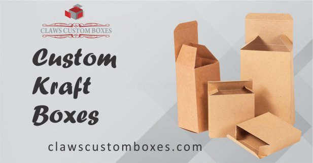 Kraft boxes are available best cheap prices to enhance the boxes