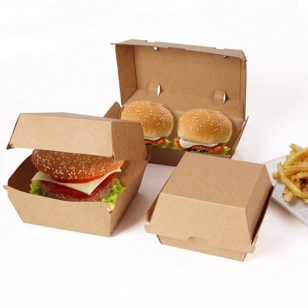 Choose the Best Custom Printed Food Boxes with your Logo